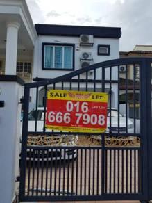 Fully Extended 2 Storey Terrace House, Taman Cheras Hartamas