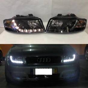 Audi A4 B6 01 Projector DRL Led Head Lamp Taiwan