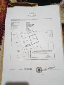 Tanah lot rumah untuk dijual di bandar pasir puteh