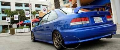 Honda Civic So4 EK3 EK99 Rear Lip Spoiler MUGEN