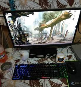 Pc Gaming Fullset Core i5/Editing/Workstation/