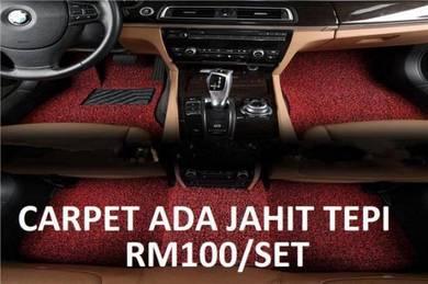 Tinted Carpet ISWARA INSPIRA WAJA J SAGA GEN2 WIRA