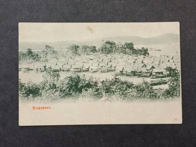 Postcard St James 1910s PC 2798