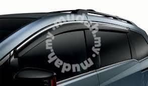 Perodua axia door visor standard