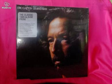 Eric clapton journeyman lp