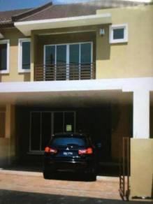 Double Storey Terrace Taman Gemilang Jitra Kedah For Sale