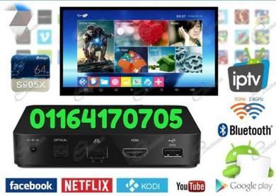 MALAYSIA EDITION 4GB+64GB android tv box 4k iptv