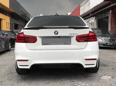 Bmw F30 M4 carbon fiber spoiler BMW F30 M4 spoiler