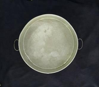 Antique Plate (Made of Aluminum)