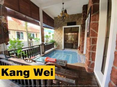 D Residence 3 Storey Bungalow Jalan Bayan Mutiara Bayan Lepas Indah