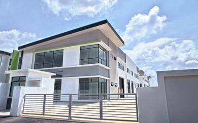 Setia Business Park 1, 7610 BUA Semi-Detached Factory, Gelang Patah