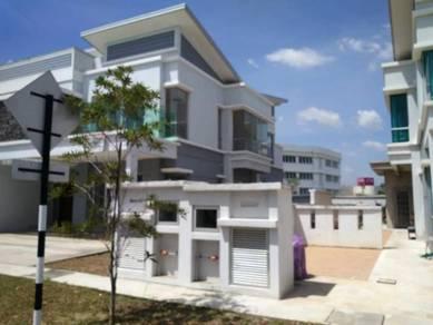 [40x75] 2 Storey SEMI D Anggun 2, Kota Emerald Rawang Near Aeon Mall