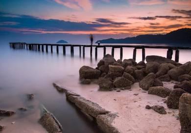 Penang Island , Gertak Sangul, Bayan Lepas, Penang