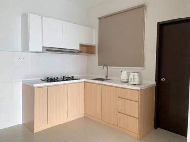 Residensi Jubilee Condominium 3R2B P/F Jalan Jubilee near LRT TRX
