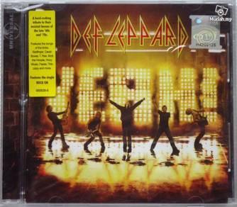 CD DEF LEPPARD Yeah