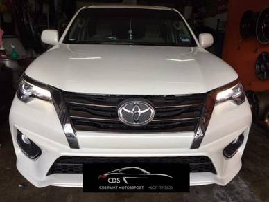 Toyota Hilux 2016 Conversion Fortuner TRD Sportivo