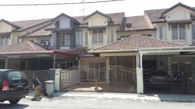 2 storey (fully furnished),Taman Saujana Permai, Bukit Mertajam