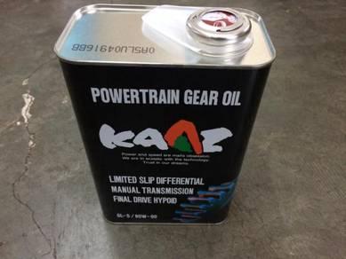 Kaaz LSD oil GL5 80w90