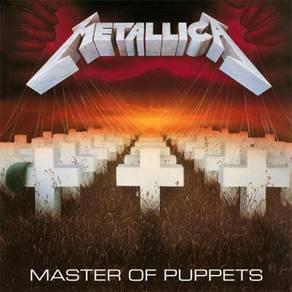 Metallica Master of Puppets 180g LP