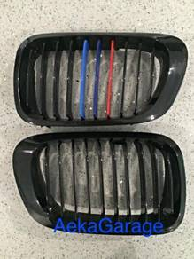 BMW E46 Coupe Cabriolet Ci Gloss Black Front Grill