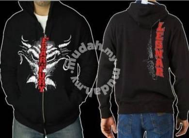 WWE WWF Hoodie (Brock Lesnar) Baju Jacket