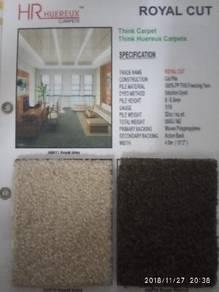 Karpet trbal (royal cut)