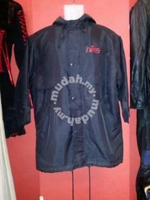 Jaket Nike long jacket M FREE POSTAGE