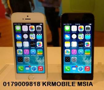 Iphone 5s 32gb storange