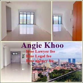 Mont Residence at Tanjung Tokong [NO AGENCY FEE, FREE LAWYER FEE]