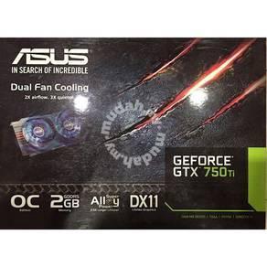 ASUS nVIDIA GEFORCE GTX 750Ti