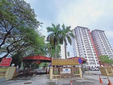 CHEAPEST!! Apartment Ilham TTDI JAYA, Shah Alam (GOOD INVESTMENT)