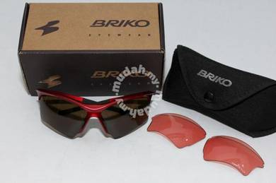 Briko Switcher Polarized sunglasses - 2 lenses