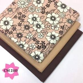 Kain Cotton High Quality & Murah CM2100-03