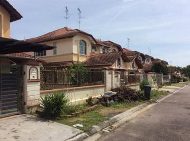 Taman Pelangi Indah 2 Storey Semi Detached House FOR RENT
