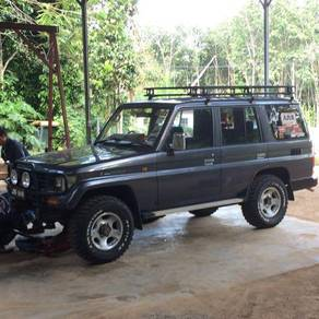 Used Toyota LC II for sale
