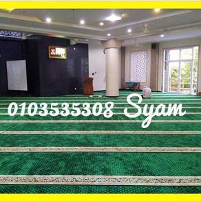IPt karpet Perlis- carpet Masjid Turkey RV338i