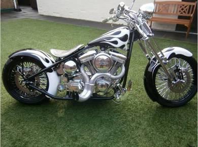 2011 Harley davidson custom chopper