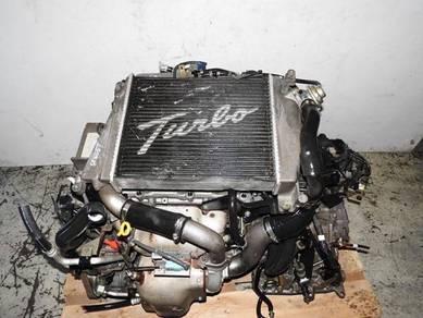 Nissan Xtrail gt neo vvl turbo 4x4 auto turbo