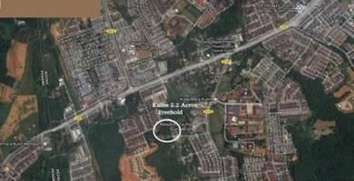 Kulim Mixed Development Land Near To Housing Area