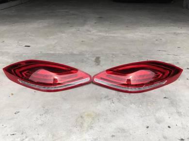Porsche Panamera 970 GTS tail light coversion