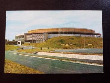Postcard NEGARA Stadium 1950s PX075