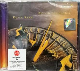 CD Kevin Kern Beyond The Sundial CD (Imported)