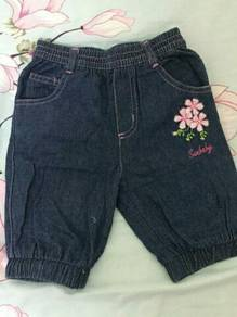 Pre❤ Girl's Quarter Pants