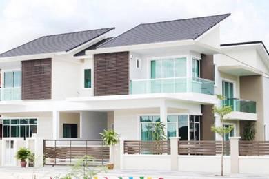 [20x65 2000sqft 4r3b] Most Cheapest 2 Sty House in Nilai