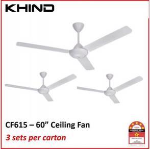 [TRIPLE PACK]3xKHIND CF615 Ceiling Fan (NEW)