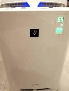 SHARP Air Purifier Cleaner KCA60EW Big Capacity