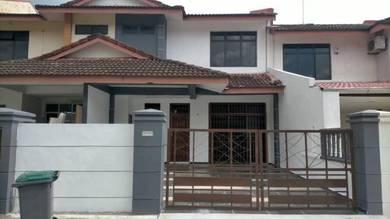 Taman Desa Tebrau Double Storey Terrace House