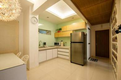 Gambier Height Heights Gelugor 920sf Renovated Furnished Well Maintain