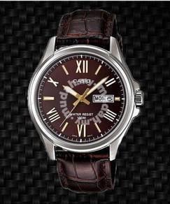 Watch - Casio Leather MTP1377-5AV - ORIGINAL
