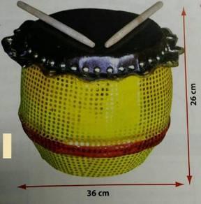 Lion Dance Drum 14